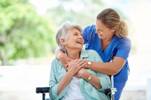 Caregiving skills dementia care