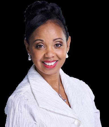 Dr. Pamela Hardy Kingdom Spheres for Ministry Leaders