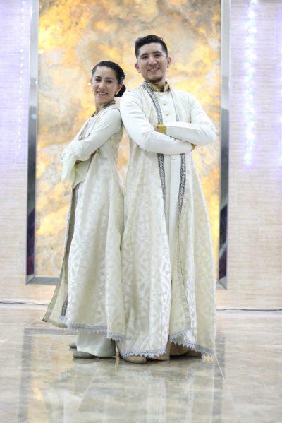 Ismael Atencio and Gladys Atencio